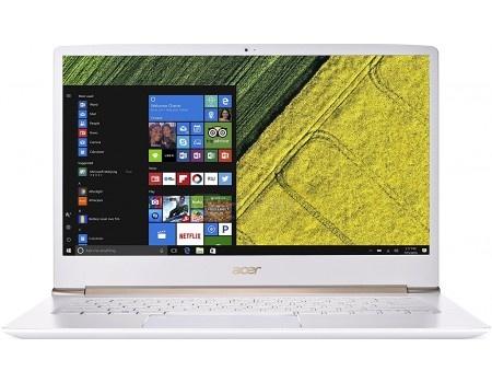 Ноутбук Acer Swift SF514-51-799K (14.0 IPS (LED)/ Core i7 7500U 2700MHz/ 8192Mb/ SSD / Intel HD Graphics 620 64Mb) MS Windows 10 Home (64-bit) [NX.GNHER.005]