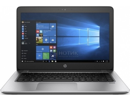 Ноутбук HP ProBook 440 G4 (14.0 TN (LED)/ Core i3 7100U 2400MHz/ 4096Mb/ SSD / Intel HD Graphics 620 64Mb) Free DOS [Y7Z75EA]