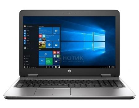 Фотография товара ноутбук HP ProBook 650 G3 (15.6 TN (LED)/ Core i7 7820HQ 2900MHz/ 8192Mb/ SSD / Intel HD Graphics 630 64Mb) MS Windows 10 Professional (64-bit) [Z2W58EA] (51538)