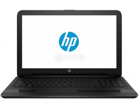 Ноутбук HP 15-ay017ur (15.6 TN (LED)/ Pentium Quad Core N3710 1600MHz/ 4096Mb/ HDD 500Gb/ Intel HD Graphics 405 64Mb) MS Windows 10 Home (64-bit) [W6Y61EA]
