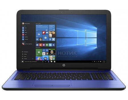 Ноутбук HP 15-ay025ur (15.6 LED/ Pentium Quad Core N3710 1600MHz/ 4096Mb/ HDD 500Gb/ Intel HD Graphics 405 64Mb) MS Windows 10 Home (64-bit) [P3S93EA]