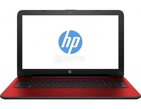 Ноутбук HP 15-ay049ur (15.6 LED/ Pentium Quad Core N3710 1600MHz/ 4096Mb/ HDD 500Gb/ Intel HD Graphics 405 64Mb) MS Windows 10 Home (64-bit) [X5C02EA]