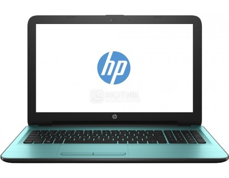Ноутбук HP 15-ay050ur (15.6 LED/ Pentium Quad Core N3710 1600MHz/ 4096Mb/ HDD 500Gb/ Intel HD Graphics 405 64Mb) MS Windows 10 Home (64-bit) [X5C03EA]