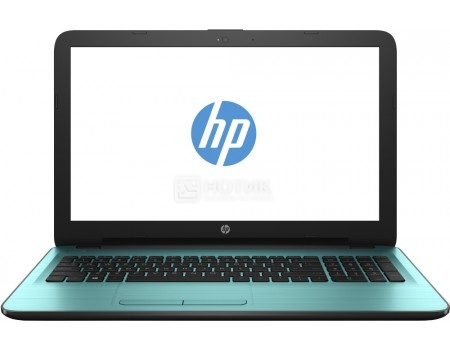 Ноутбук HP 15-ba593ur (15.6 LED/ A6-Series A6-7310 2000MHz/ 4096Mb/ HDD 500Gb/ AMD Radeon R4 series 64Mb) MS Windows 10 Home (64-bit) [1BW51EA]