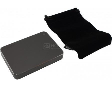 "Внешний жесткий диск Toshiba 3Tb HDTW130EBMCA Canvio Premium for Mac 2.5"" USB 3.0, Серый, арт: 51548 - Toshiba"