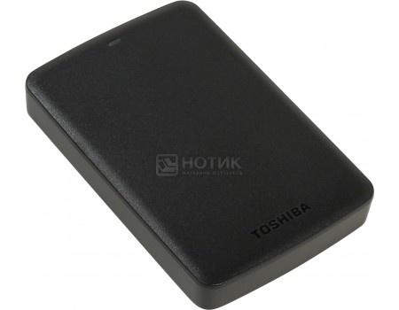 """Внешний жесткий диск Toshiba 1Tb HDTB310EK3AA Canvio Basics 2.5"""" USB 3.0, Черный"""