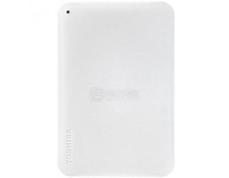 "Фотография товара внешний жесткий диск Toshiba 1Tb HDTP210EW3AA Canvio Ready 2.5"" USB 3.0, Белый (51556)"