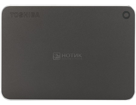 "Внешний жесткий диск Toshiba 3Tb HDTW130EB3CA Canvio Premium 2.5"" USB 3.0, Серый"