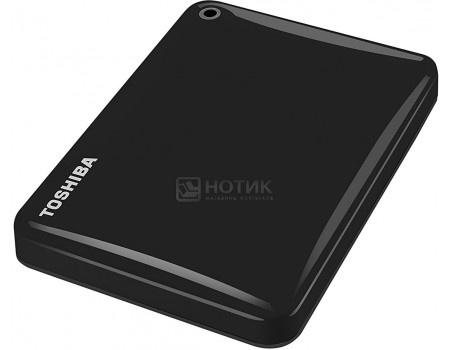 """Внешний жесткий диск Toshiba 500Gb HDTC805EK3AA Canvio Connect II 2.5"""" USB 3.0, Черный"""