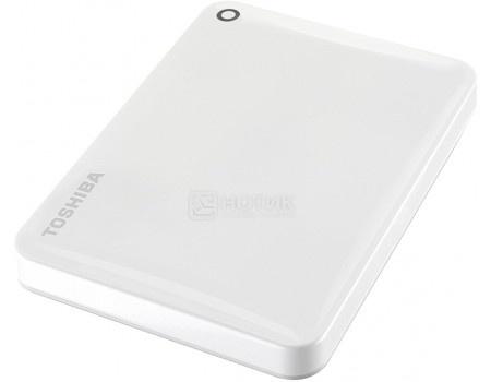 "Внешний жесткий диск Toshiba 1Tb HDTC810EW3AA Canvio Connect II 2.5"" USB 3.0, Белый"