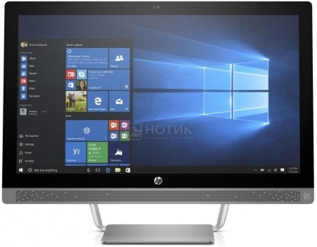 Моноблок HP ProOne 440 G3 (23.8 IPS (LED)/ Core i5 7500T 2700MHz/ 4096Mb/ HDD 500Gb/ Intel HD Graphics 630 64Mb) MS Windows 10 Professional (64-bit) [1KN95EA]
