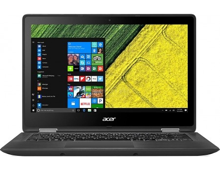 Ноутбук Acer Aspire Spin SP714-51-M50P (14.0 IPS (LED)/ Core i5 7Y54 1200MHz/ 8192Mb/ SSD 256Gb/ Intel HD Graphics 520 64Mb) MS Windows 10 Home (64-bit) [NX.GMWER.001]
