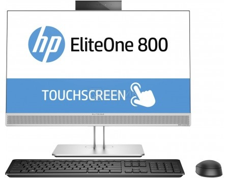 Моноблок HP EliteOne 800 G3 (23.8 IPS (LED)/ Core i5 7500 3400MHz/ 8192Mb/ SSD / Intel HD Graphics 630 64Mb) MS Windows 10 Professional (64-bit) [1KB39EA]