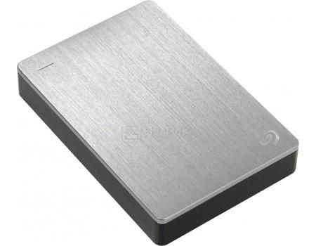"""Внешний жесткий диск Seagate 4Tb Backup Plus Portable STDR4000900 2.5"""" USB 3.0 Серебристый"""