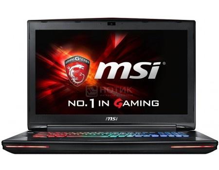 Ноутбук MSI GT72VR 7RE-653RU Dominator Pro (17.3 LED/ Core i7 7700HQ 2800MHz/ 16384Mb/ HDD 1000Gb/ NVIDIA GeForce® GTX 1070 8192Mb) MS Windows 10 Home (64-bit) [9S7-178541-653]