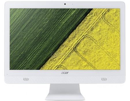 Моноблок Acer Aspire C20-720 (19.5 LED/ Pentium Quad Core J3710 1600MHz/ 4096Mb/ HDD 1000Gb/ Intel HD Graphics 405 64Mb) Free DOS [DQ.B6ZER.011]