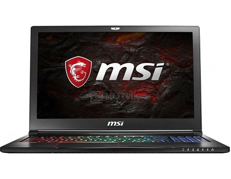 Ноутбук MSI GS63VR 7RG-025RU Stealth Pro 4K (15.6 LED (IPS - level)/ Core i7 7700HQ 2800MHz/ 32768Mb/ HDD+SSD 2000Gb/ NVIDIA GeForce® GTX 1070 8192Mb) MS Windows 10 Home (64-bit) [9S7-16K312-025]