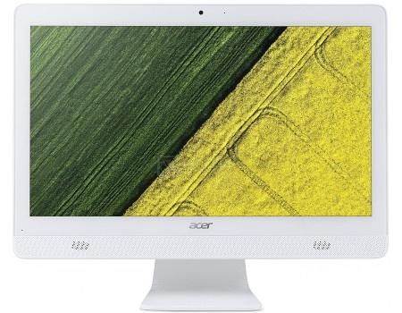 Моноблок Acer Aspire C20-720 (19.5 LED/ Celeron Dual Core J3060 1600MHz/ 4096Mb/ HDD 1000Gb/ Intel HD Graphics 400 64Mb) MS Windows 10 Home (64-bit) [DQ.B6XER.009]