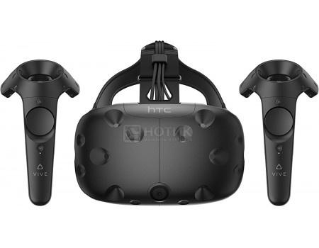 Шлем виртуальной реальности HTC Vive, Черный 99HALN007-00