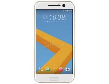 Смартфон HTC 10 Topaz Gold (Android 6.0 (Marshmallow)/MSM8996 2150MHz/5.2* 2560х1440/4096Mb/32Gb/4G LTE ) [99HAJH116-00], арт: 51756 - HTC
