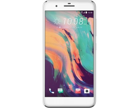 Смартфон HTC One X10 DS Silver (Android 6.0 (Marshmallow)/MT6755 1800MHz/5.5