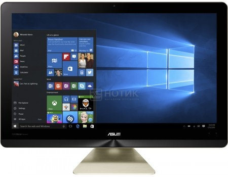 Моноблок ASUS Zen AiO Pro Z240IEGK-GA034T (23.8 IPS (LED)/ Core i7 7700T 2900MHz/ 8192Mb/ HDD 1000Gb/ NVIDIA GeForce® GTX 1050 4096Mb) MS Windows 10 Home (64-bit) [90PT01T1-M00950]