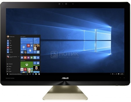 Моноблок ASUS Zen AiO Pro Z240IEGK-GA035T (23.8 IPS (LED)/ Core i5 7400T 2400MHz/ 8192Mb/ HDD 1000Gb/ NVIDIA GeForce® GTX 1050 4096Mb) MS Windows 10 Home (64-bit) [90PT01T1-M00960]