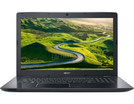 Ноутбук Acer Aspire E5-774-35X8 (17.3 LED/ Core i3 6006U 2000MHz/ 8192Mb/ HDD 1000Gb/ Intel HD Graphics 520 64Mb) Linux OS [NX.GECER.008]