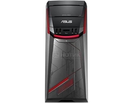 Системный блок ASUS G11CD-RU007T (0.0 / Core i7 6700 3400MHz/ 12288Mb/ HDD+SSD 1000Gb/ NVIDIA GeForce® GTX 1060 6144Mb) MS Windows 10 Home (64-bit) [90PD01L1-M10350]