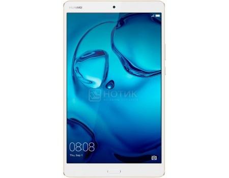 "Фотография товара планшет Huawei MediaPad M3 8.4 LTE 64Gb Gold (Android 6.0 (Marshmallow)/Kirin 950 2300MHz/8.4"" 2560х1600/4096Mb/64Gb/4G LTE ) [BTV-DL09 GOLD] (52038)"