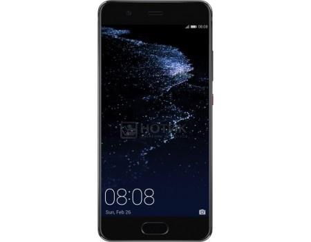 Смартфон Huawei P10 Dual Sim 64Gb Ram 4Gb (Android 7.0 (Nougat)/Kirin 960 2400MHz/5.1 1920x1080/4096Mb/64Gb/4G LTE ) [51091QAW] huawei f362 черный 0 008гб 1 sim