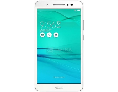 Смартфон ASUS Zenfone Go ZB690KG-1B006A Pearl White (Android 5.1/MSM8212 1200MHz/6.9