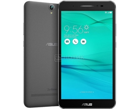 Смартфон ASUS Zenfone Go ZB690KG-1H006A Glacier Grey (Android 5.1/MSM8212 1200MHz/6.9