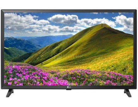 Телевизор LG 32 32LJ510U, LED, HD, PMI 300, Черный led телевизор lg 55lj622v