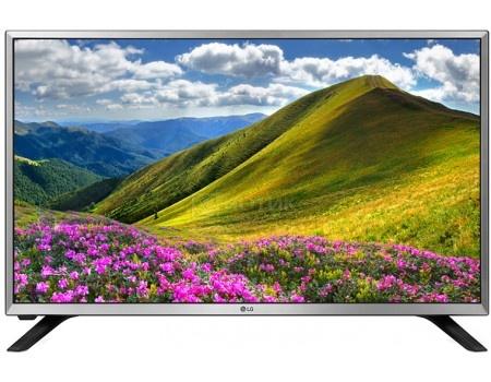 Телевизор LG 32 32LJ594U, LED, HD, Smart TV (webOS), PMI 900, Серебристый lg 49lh570v smart