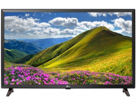 Телевизор LG 32 32LJ610V, LED, Full HD, Smart TV (webOS), Черный lg 49lh570v smart
