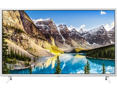Телевизор LG 43 43UJ639V IPS, Ultra HD (4K) Smart TV(webOS 3.5), PMI 1600 Белый