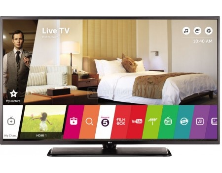 Телевизор LG 43 43UW761H IPS, Ultra HD (4K) Smart TV(webOS 3.0), Черный