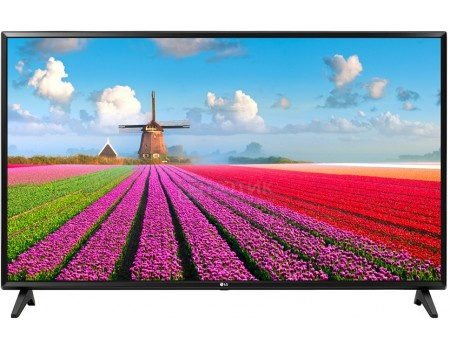 Телевизор LG 49 49LJ594V LED, Full HD, Smart TV (webOS 3.5), PMI 1000, Черный