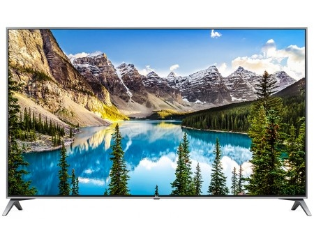 Телевизор LG 49 49UJ740V IPS, UHD, Smart TV (webOS 3.5), PMI 2200, Титан (Серый) lg 49uh750v smart uhd