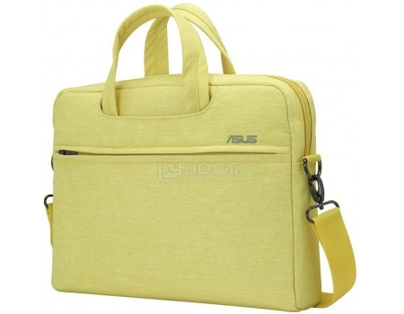 Сумка 10&*-12&* ASUS EOS Shoulder BAG , Полиэстер, Желтый 90XB01D0-BBA020, арт: 52143 - ASUS