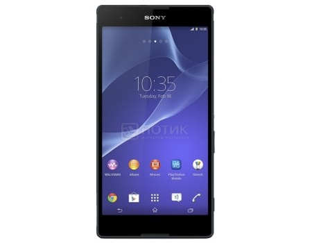 Смартфон Sony Xperia T2 Ultra Purple (Android 4.3/MSM8928 1400MHz/6.0