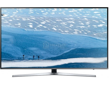 Телевизор Samsung 40 UE40KU6450U LED, UHD, Smart TV, CMR 1500, Серебристый