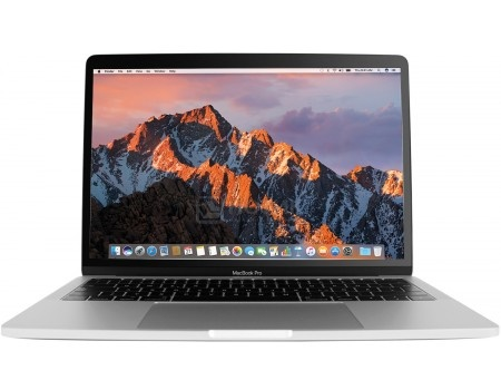Ноутбук Apple MacBook Pro 2017 MPXY2RU/A (13.3 IPS (LED)/ Core i5 7267U 3100MHz/ 8192Mb/ SSD / Intel Iris Plus Graphics 650  64Mb) Mac OS X 10.12 (Sierra) [MPXY2RU/A]