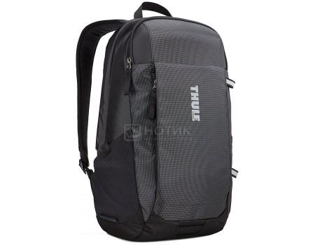 """Рюкзак 14"""" Thule EnRoute Backpack, 18L, TEBP-215 BLACK, Нейлон, Черный от Нотик"""