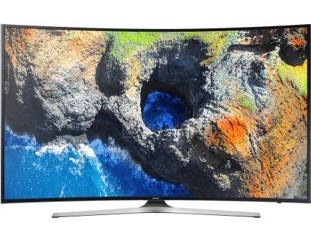 Телевизор Samsung 49 UE49MU6300U UHD, Smart TV, CMR 1400, Изогнутый экран, Черный