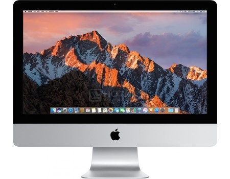 Фотография товара моноблок Apple iMac 2017 MMQA2RU/A (21.5 IPS (LED)/ Core i5 7360U 2300MHz/ 8192Mb/ HDD 1000Gb/ Intel Iris Plus Graphics 640 64Mb) Mac OS X 10.12 (Sierra) [MMQA2RU/A] (52251)