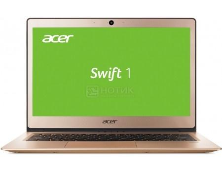 Ноутбук Acer Aspire Swift SF113-31-P5KL (13.3 IPS (LED)/ Pentium Quad Core N4200 1100MHz/ 4096Mb/ SSD / Intel HD Graphics 505 64Mb) MS Windows 10 Home (64-bit) [NX.GPNER.001]