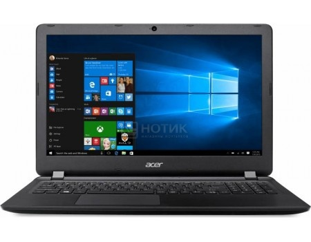 Ноутбук Acer Aspire ES1-523-886K (15.6 LED/ A8-Series A8-7410 2200MHz/ 4096Mb/ HDD 500Gb/ AMD Radeon R5 series 64Mb) MS Windows 10 Home (64-bit) [NX.GKYER.043]