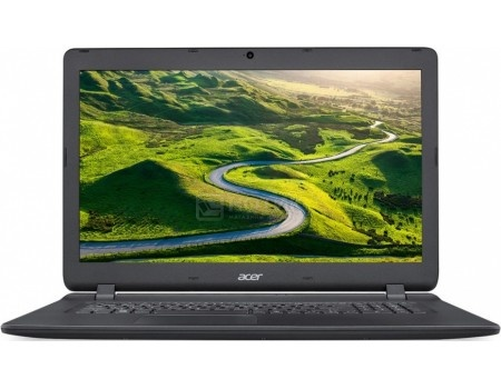 Ноутбук Acer Aspire ES1-732-P8DY (17.3 LED/ Pentium Quad Core N4200 1100MHz/ 4096Mb/ HDD 500Gb/ Intel HD Graphics 505 64Mb) Linux OS [NX.GH4ER.013]